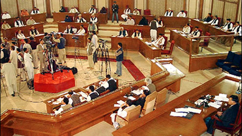 Results of 7 Senate general seats from Balochistan withheld