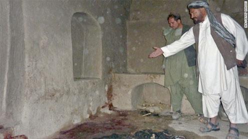 killings of civilians in Afghanistan