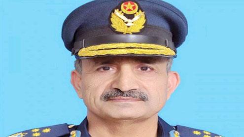 new Air Chief Tahir Rafique Butt