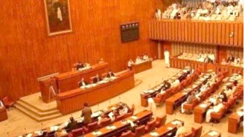 54 new Senators to take oath on Monday