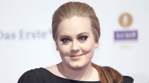 """Adele sets new British record with """"21"""""""