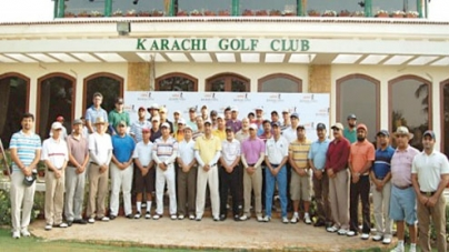 Ufone tees off Bankers Open Golf 2012