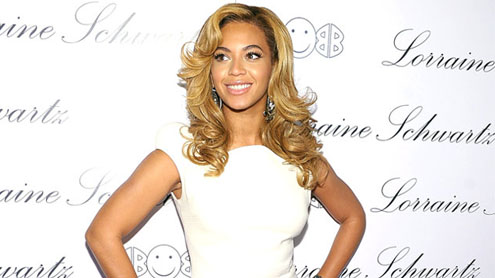 Beyonce named People's most beautiful woman