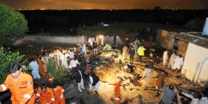 Plane crash near Chaklala kills 127: Defence Ministry