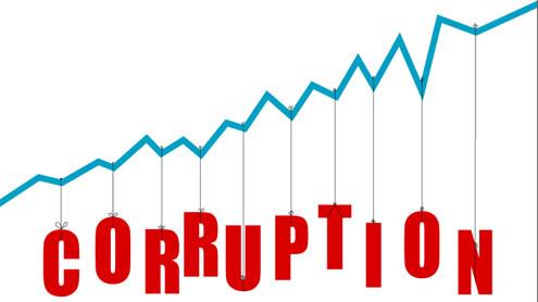 Corrupting the corrupt