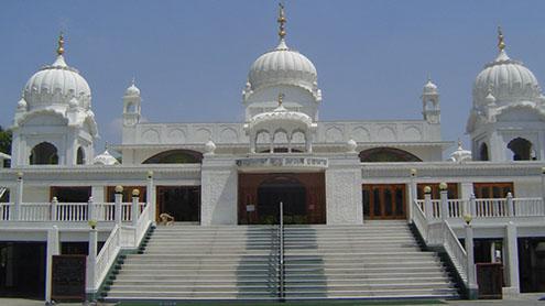 Darbar Guru Nanak In Pakistan