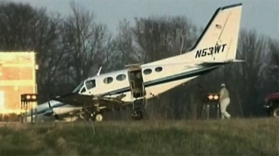 Elderly US woman lands plane after pilot-husband dies