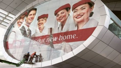 Emirates unveils new theme