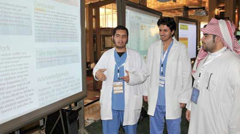 Medical students suffer from stress