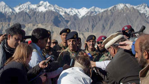 Pakistan, India finalising details on Siachen talks: FO