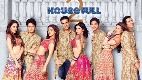 'Housefull 2' premiere at DHA Cinema turns out to be a huge success