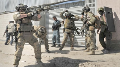 Taliban rocks Kabul in wave of terror attacks