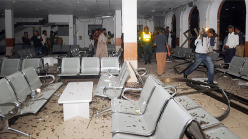 Two killed in Lahore blast