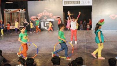 Leisure Club's 15-yr celebration