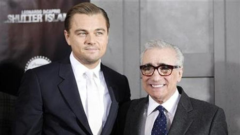DiCaprio, Scorsese reunite for film about Wall Street