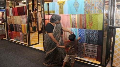 Lifestyle Pakistan exhibition in India