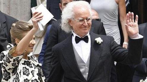 Benetton founder steps down for son