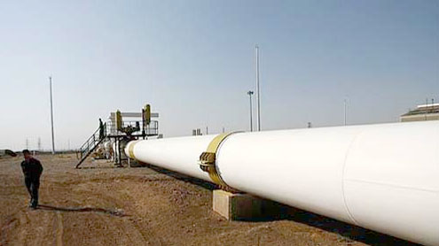 Militants blow up two gas pipelines in Dera Bugti