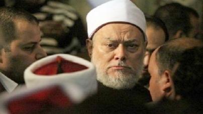 Egypt's grand mufti visits Jerusalem's al-Aqsa mosque