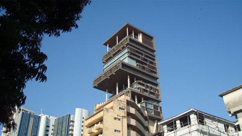 Maharashtra government to probe Mukesh Ambani home extension
