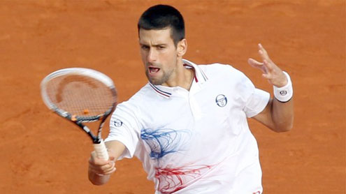 Novak Djokovic pulls out of Serbia Open after grandfather's death