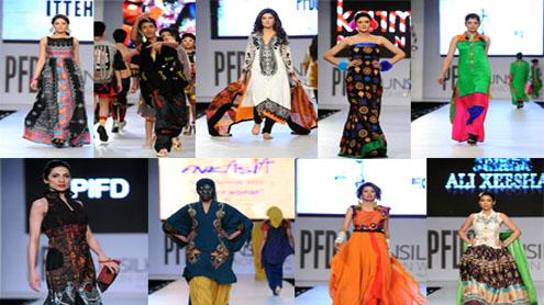 Designers showcase talent at PFDC Sunsilk Fashion Week Day 3!