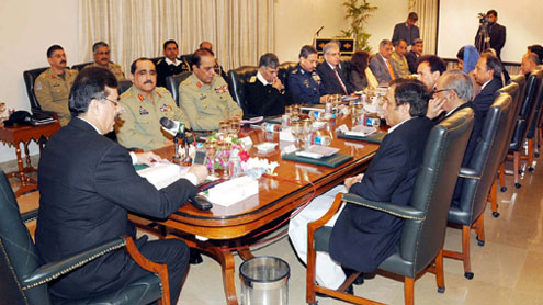 PM chairs high level meeting
