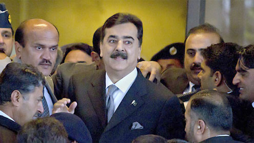 PM convicted of contempt