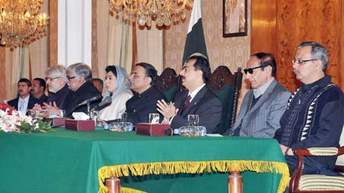 PPP, coalition partners show full confidence in PM