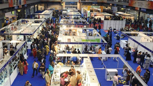 Pakistani Lifestyle  Fair in New Delhi