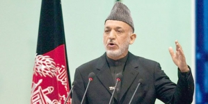 Afghan's Karzai says he may call early election