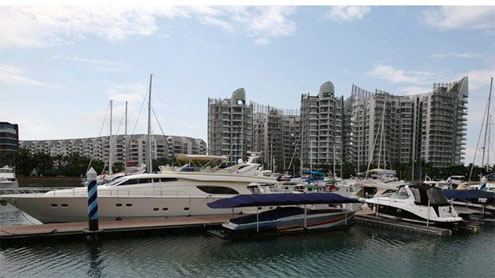 Rich Asians go full steam ahead into superyachts