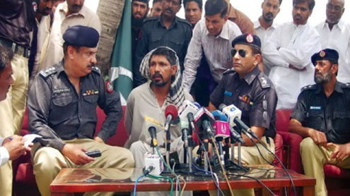 Karachi police arrest serial killer