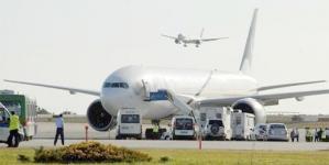 Passenger plane escapes accident as tyre bursts amid landing