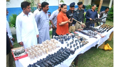 Sindh Police foil terror bid in city
