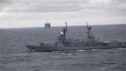 Keep off South China Sea, India warned