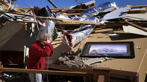 Midwest towns say early storm warnings saved lives