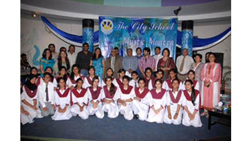 'Mystic Mantra', semi-final of musical competition held