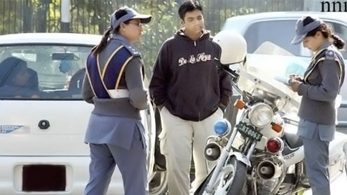 Traffic police registers 53690 challans