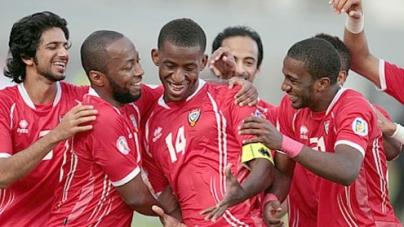 UAE take on Great Britain