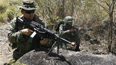 China top military paper warns of armed confrontation over seas