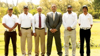 Ufone signs up top golfers