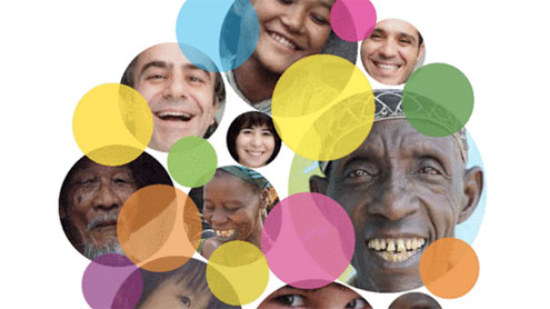 World Happiness Report: Smiling faces say it all