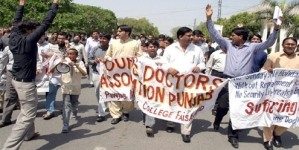 Public health: Doctors call off strike as govt withholds transfers