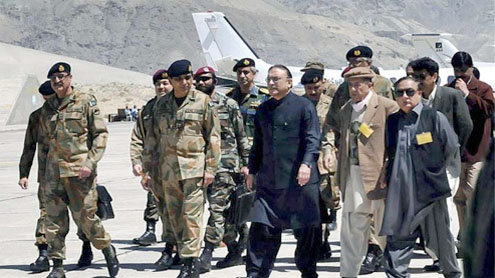 Indo-Pak disputes: In the chill of Siachen, Kayani warms up to peace
