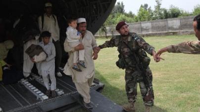 Army backs political solution to Balochistan
