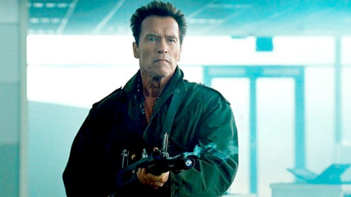 "Schwarzenegger to star in action thriller ""Ten"""