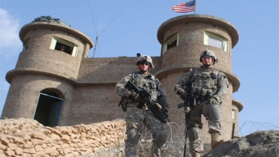 US commandoes rehearsed Abbottabad raid at 'Camp Alpha' in Bagram