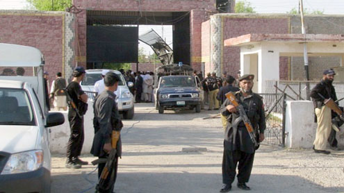 KP cabinet takes up inquiry report Top officials suspended over Bannu jail break