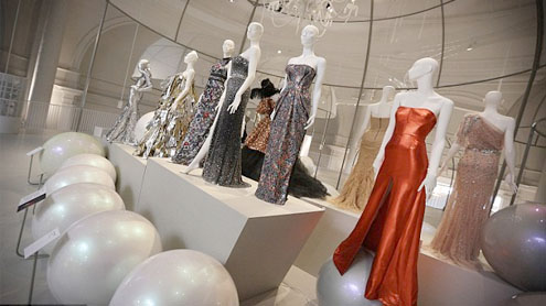 London show celebrates 60 years of British glamour